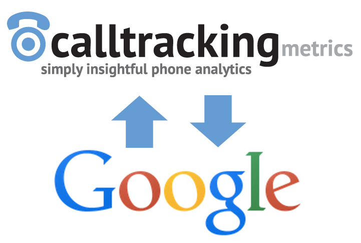 CallTrackingMetrics Integration with Google