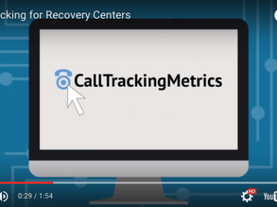 Call Tracking for the Recovery Industry – 2 minute video
