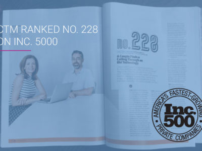 CallTrackingMetrics Ranks No. 228 on 2016 Inc. 5000