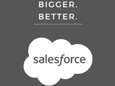 Salesforce Integration Enhancement