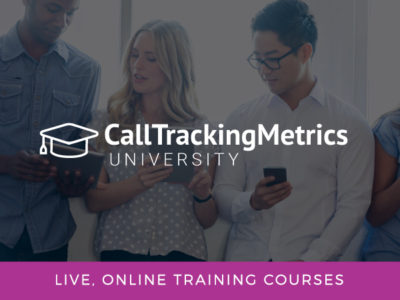 CallTrackingMetrics Launches CTM University