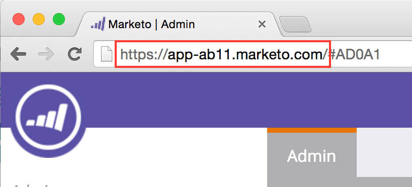 Marketo Domain
