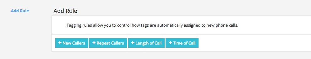 Automatic tagging