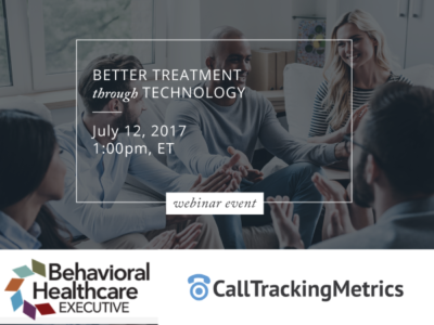 Recorded Webinar: Better Treatment Through Technology