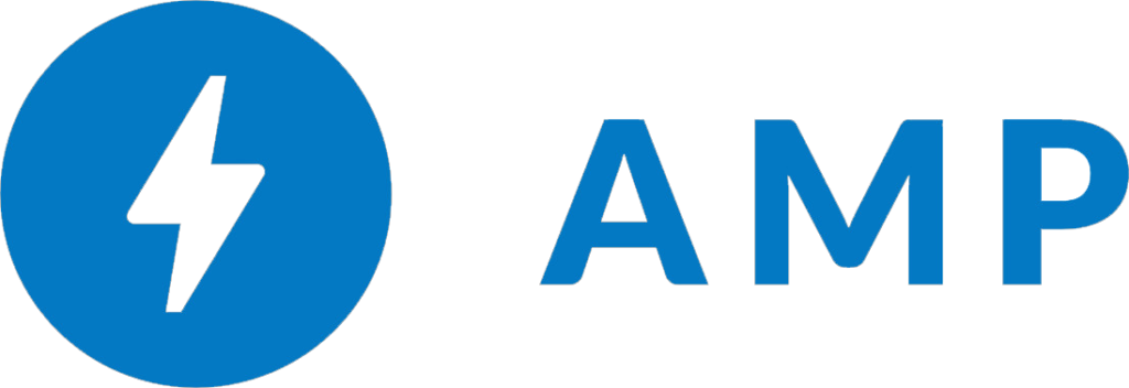 Accelerated Mobile Pages (AMP) Logo
