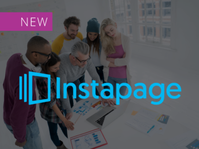 New Integration with Instapage