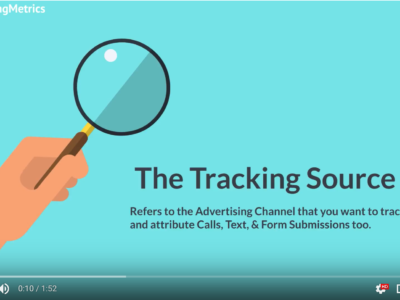 Understanding Tracking Sources