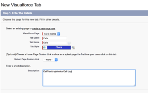 Configuring Call Center and Open CTI Softphone (Salesforce