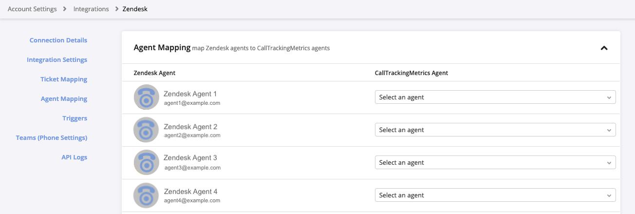 Integrating CallTrackingMetrics with ZenDesk - CallTrackingMetrics