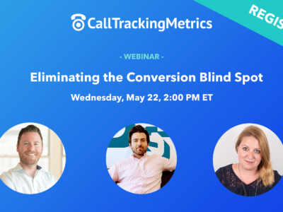 [Webinar] Eliminating the Conversion Blind Spot