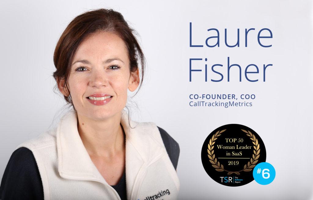 Laure Fisher SaaS Top Leader