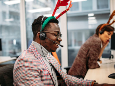 Is Your Call Center Ready for the Holidays?