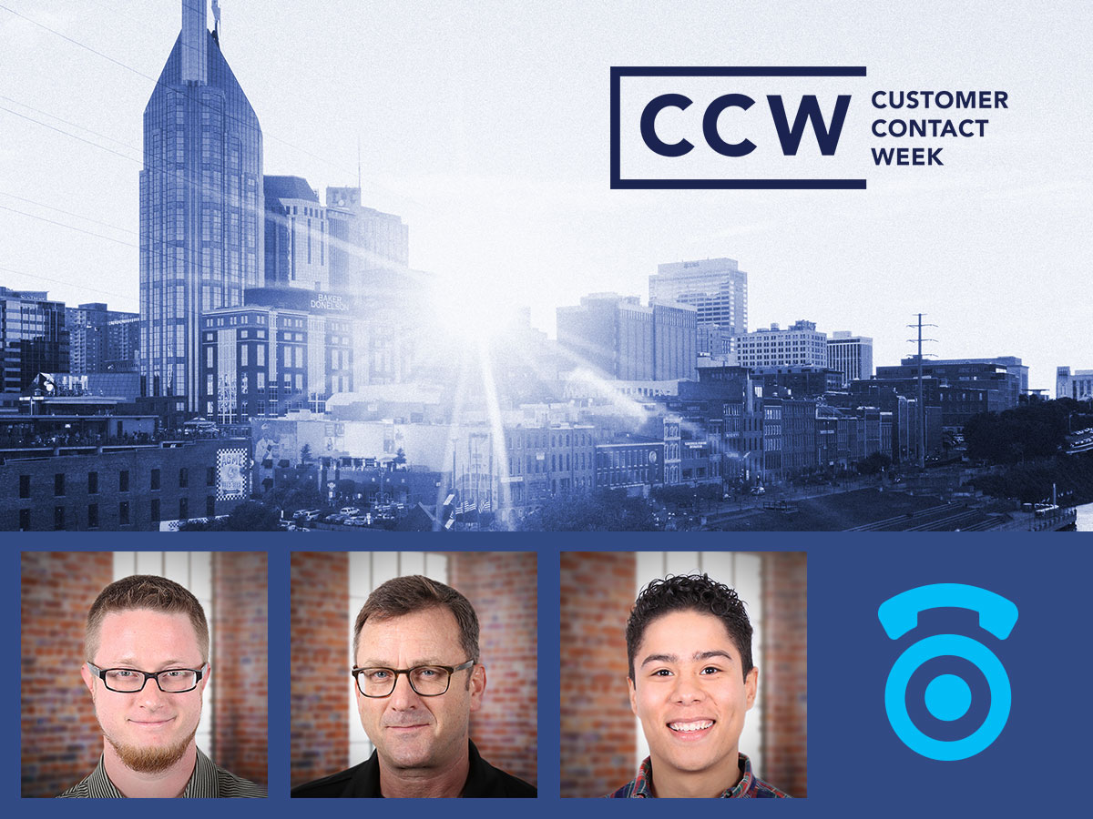 CCW Nashville 2020 - CallTrackingMetrics team