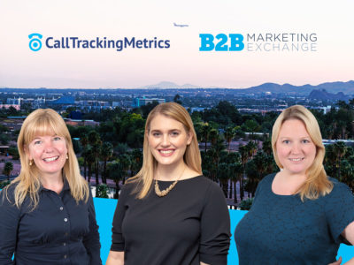 Meet our Team at B2B Marketing Exchange in Scottsdale, AZ