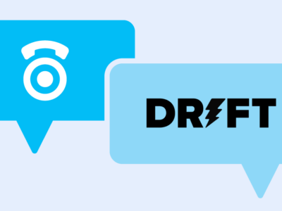 Discover the Benefits of Our New Drift Integration